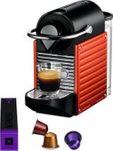 Krups Nespresso Pixie Electric Red XN3006