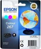 Epson 267 3-Color Pack (C13T26704010)