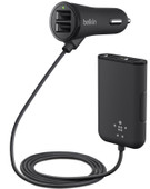 Belkin Road Rockstar 4-port car charger