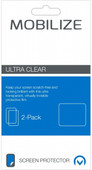 Mobilize Huawei Mate 10 Lite Screen Protector Plastic Duo Pack
