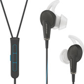 Bose QuietComfort 20i Apple Zwart