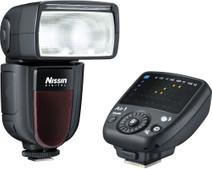 Nissin Di700A kit Nikon + Air 1 NAS TTL-commander