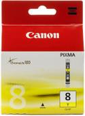 Canon CLI-8Y Yellow Ink Cartridge (geel) (0623B001)