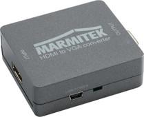 Marmitek Connect HV15 HDMI - VGA Converter