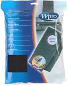 Wpro Filtre carbone anti-odeurs 47 x 97 cm