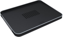 Joseph Joseph Chopping Board Cut & Carve Plus Large Black