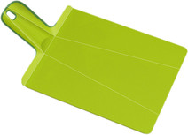 Joseph Joseph Cutting board Chop2Pot Foldable Small Green