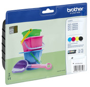 Brother LC-221VALBP 4-Color Pack