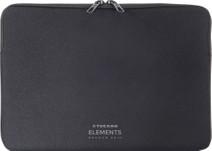 Tucano Elements Second Skin Macbook 12'' Zwart