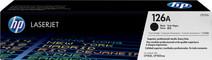 HP 126A Black LaserJet Toner (zwart)