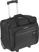 Targus Executive Trolley 15,6'' Zwart