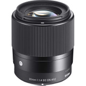 Sigma 30mm f/1.4 DC DN (C) Sony E-Mount