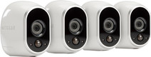Arlo by Netgear Smart Home HD Camera 4-Pack