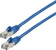Valueline Câble réseau FTP CAT6 20 mètres Bleu