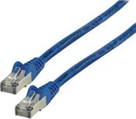 Valueline Netwerkkabel UTP CAT5e 3 meter Blauw