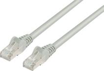 Valueline Netwerkkabel UTP CAT5e 3 meter Grijs