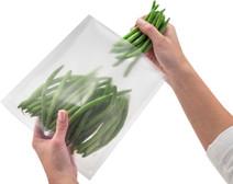 FoodSaver Freeze 'n Steam Sachets Fraîcheur 21 x 24 cm  (16 pièces)