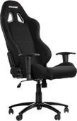 AK Racing Gaming Chair Zwart / Zwart