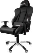 AK Racing Premium Gaming Chair Zwart / Zwart