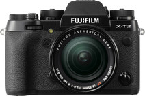 Fujifilm X-T2 Black + 18-55mm