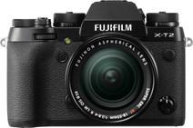 Fujifilm X-T2 Noir + 18-55 mm