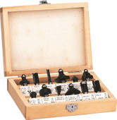 Einhell 12-piece Cutter Set
