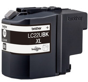 Brother LC-22UBK Black