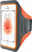 Mobiparts Comfort Fit Bracelet de sport Apple iPhone 5/5S/SE Orange