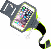 Mobiparts Comfort Fit Sports Bracelet Apple iPhone 6 / 6s Green
