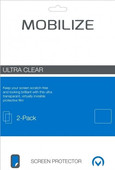 Mobilize Motorola Moto G5S Plus Screen Protector Plastic Duo Pack