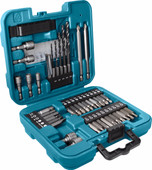 Makita 42-piece bit and bore set D-58877
