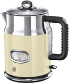 Russell Hobbs Retro Vintage Kettle Cream