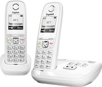 Gigaset AS405A Duo Blanc