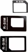 Xqisit 3-in-1 Sim Adapter Nano and Micro