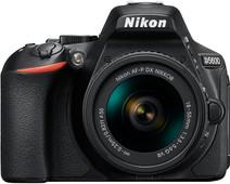Nikon D5600 + 18-55 mm VR