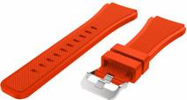 Just in Case Samsung Gear S3 Bracelet de Montre en Silicone Orange