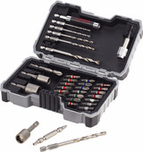 Bosch 35-piece Bit and Drill Set Metal