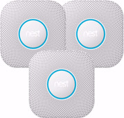 Google Nest Protect V2 Pile Lot de 3