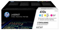 HP 410X Pack 3 couleurs (CF252XM)