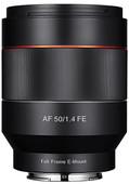 Samyang 50mm F1.4 AF Sony FE
