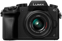 Panasonic Lumix DMC-G7 Noir + 14-42 mm