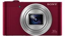 Sony CyberShot DSC-WX500 rood