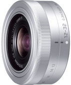 Panasonic Lumix G 12-32mm f/3.5-5.6 Silver
