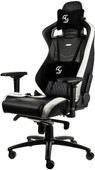 Noblechairs EPIC SK Gaming Edition Zwart/Wit