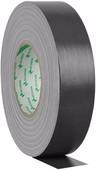 Nichiban Gaffa Tape Zwart 50 m Lang, 50 mm Breed