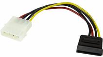 StarTech Molex to SATA power cable 0.15m