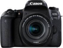 Canon EOS 77D + 18-55 mm IS STM