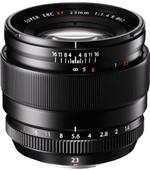 Fujifilm XF 23 mm f/1,4 R noir