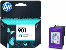 HP 901 Combo Pack 3 Colors (CC656AE)