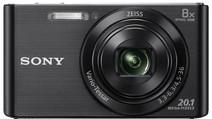 Sony CyberShot DSC-W830 Noir